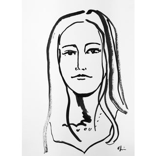 Portrait of a Girl #5 For Sale
