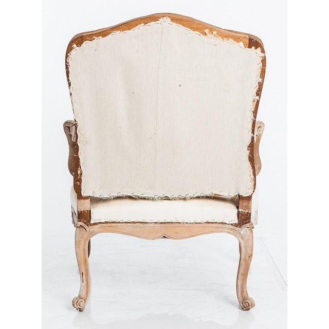 PAIR OF ANTIQUE LOUIS XV CHAIRS For Sale - Image 4 of 6