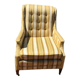 Mid-Century Henredon Club Chair