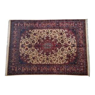 "1970's Leon Banilivi Persian Khorassan Carpet , 10'1"" X 13'9"" For Sale"
