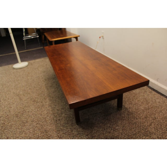 Mid-Century Modern H. Paul Browning Coffee Table - Image 10 of 11