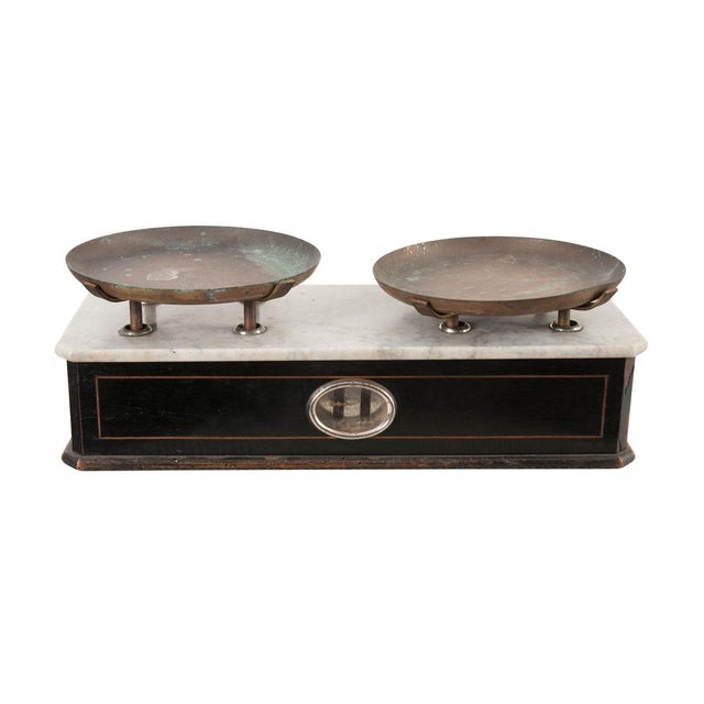 French 19th Century Culinary Scale For Sale - Image 13 of 13