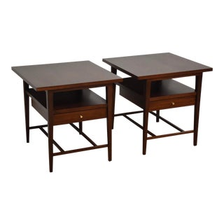 Paul McCobb for Calvin Nightstands- a Pair For Sale