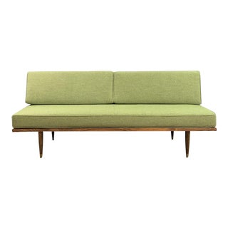 Mid Century Modern Walnut Daybed For Sale