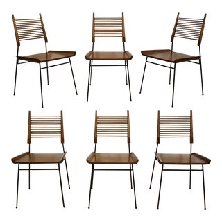 Shovel Chairs by Paul McCobb - Set of 6 For Sale