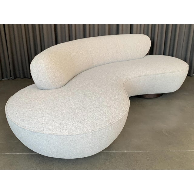 Late 20th Century Vladimir Kagan Sofas for Directional For Sale - Image 5 of 13