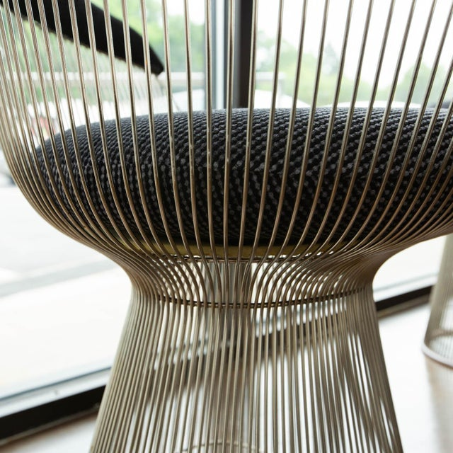 Knoll Warren Platner Side Chair for Knoll For Sale - Image 4 of 10