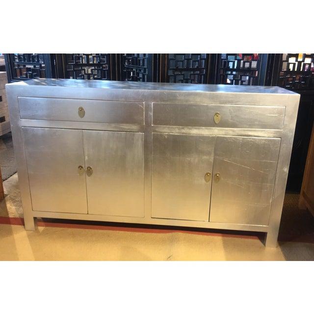 Modern Silver Dresser - Image 6 of 6