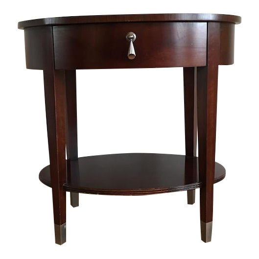 Ethan Allen Side Table - Image 1 of 4