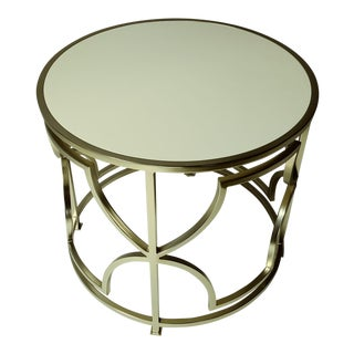Bernhardt Contemporary End Table For Sale