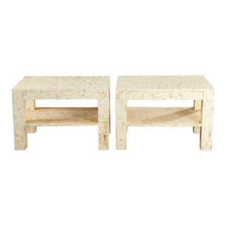 Pair Juan Pablo Molyneux Side Tables