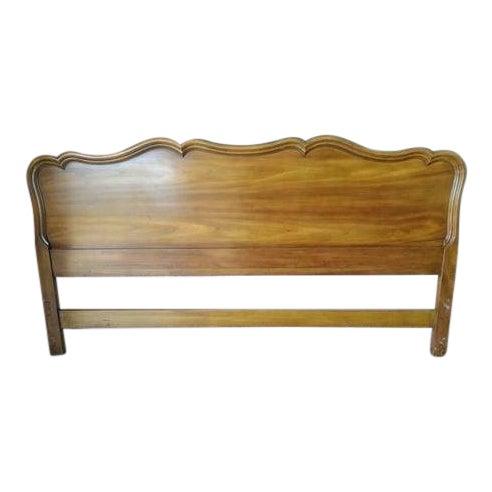 1950s Mid-Century Modern John Widdicomb King Size Headboard For Sale