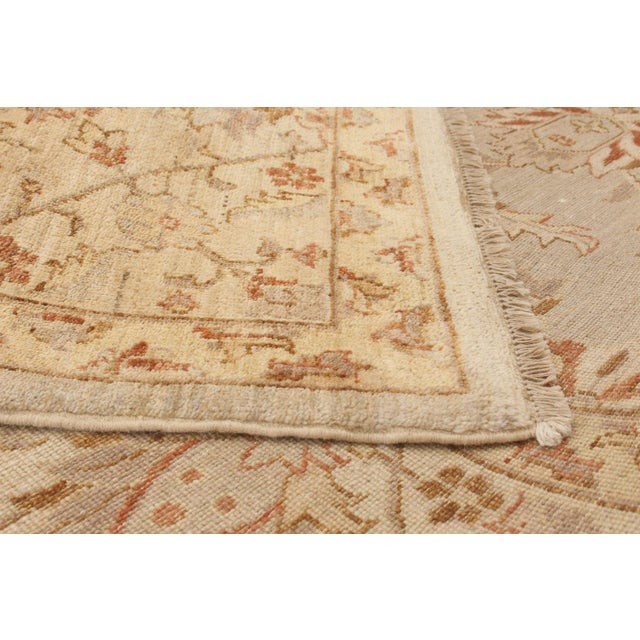 """Classic Hand-Knotted Rug, 8'0"""" X 10'4"""" For Sale - Image 4 of 6"""