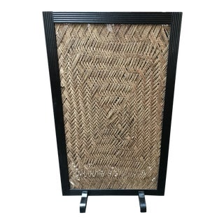 Woven Free Standing Screen