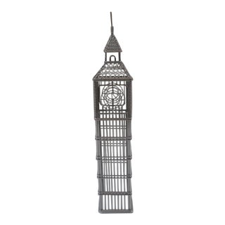 Wire Big Ben Clock Tower Model For Sale