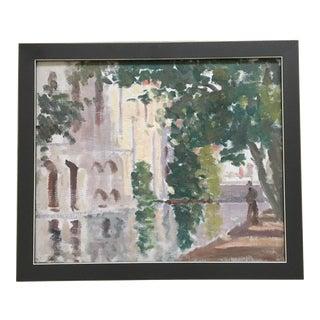 Original Acrylic Landscape on Canvas
