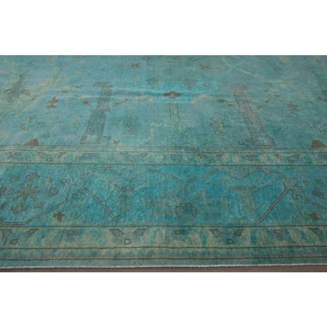 "Apadana Over-Dyed Rug - 12' X 14'8"" - Image 4 of 10"
