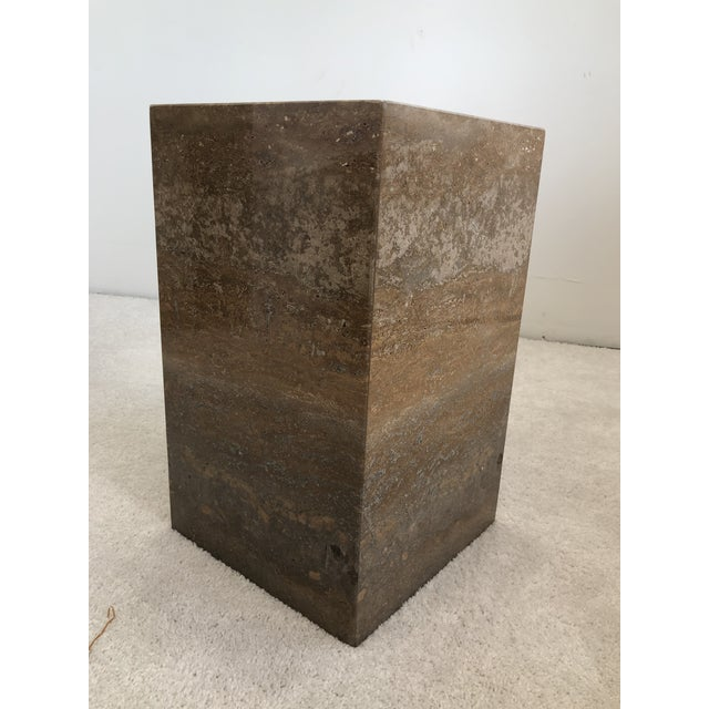 198 PostModern Marble Coffee Table For Sale - Image 4 of 5