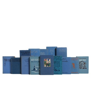 Vintage Denim Stories for Children Collection, S/20 For Sale
