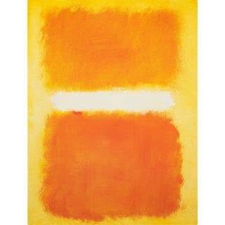 """2003 After Mark Rothko """"Untitled (1968)"""" Poster For Sale"""