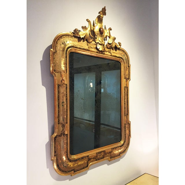 Pair of Venetian Mirrors For Sale - Image 10 of 10