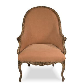 Sarreid Ltd Old Red Chalais Tub Chair Preview