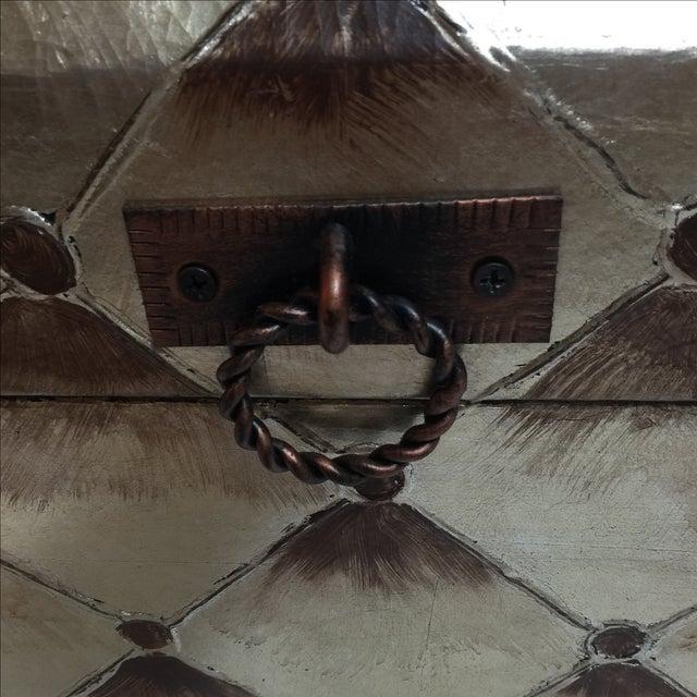 Extra Large Silverleaf Decorative Box - Image 5 of 7