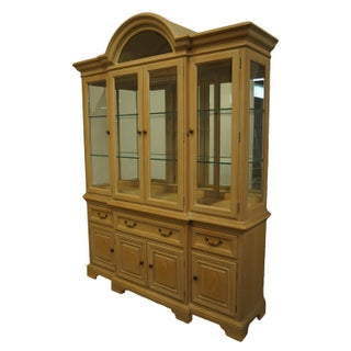Thomasville Furniture Windrift Collection China Cabinet Preview