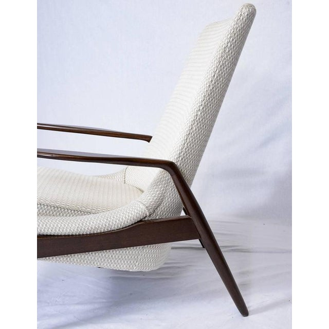 Danish Lounge Chair For Sale - Image 9 of 9