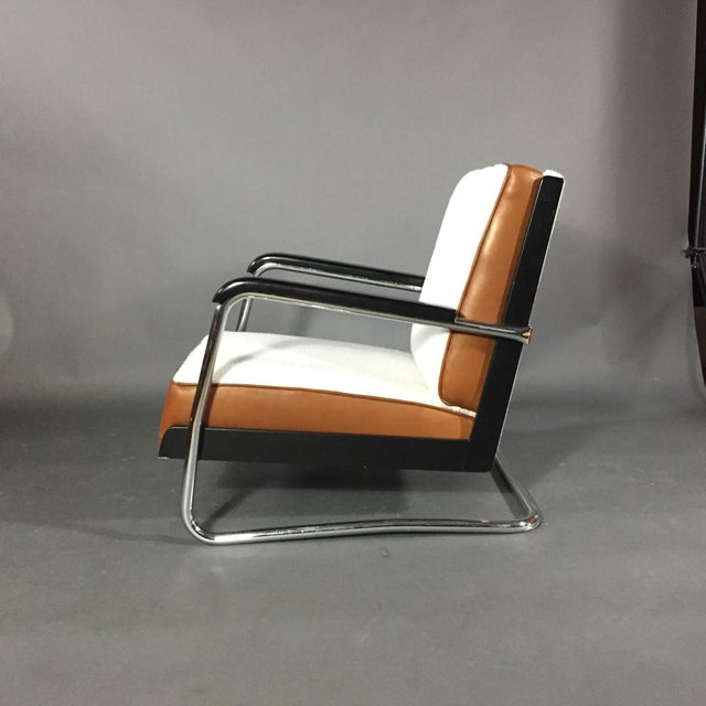 "Pauli Blomstedt ""Adelta"" Armchair, Finland Designed 1930s For Sale - Image 11 of 11"
