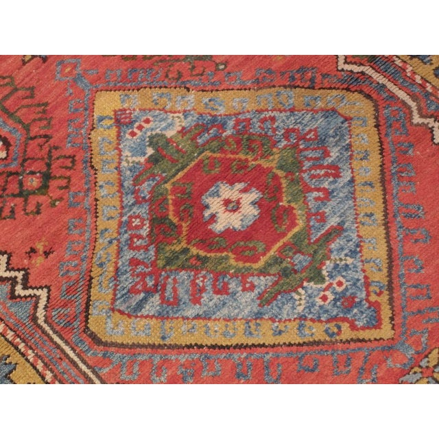 Early 20th Century Antique Dazkiri Rug For Sale - Image 5 of 8