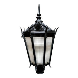 King Luminaire Traditionalist Street Lamp