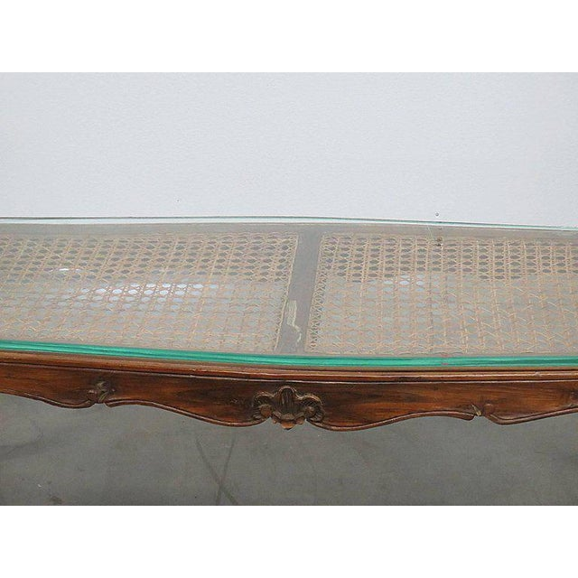 Regency Regency Style Coffee Table For Sale - Image 3 of 6