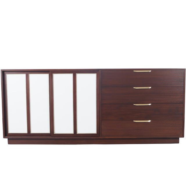 1960s Vintage Sideboard by Harvey Probber For Sale - Image 9 of 9