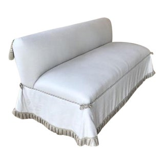Upholstered Floating Sofa