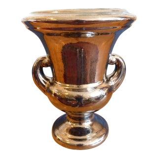 Haeger Glazed Ceramic Urn