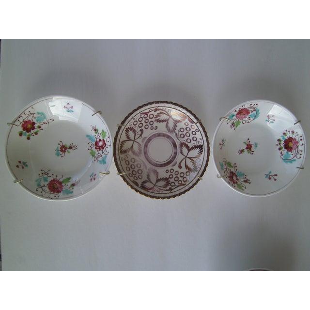 Assorted Antique Porcelain - Set of 8 - Image 8 of 10