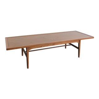 Mid Century Modern Coffee Table by Kipp Stewart for Drexel For Sale