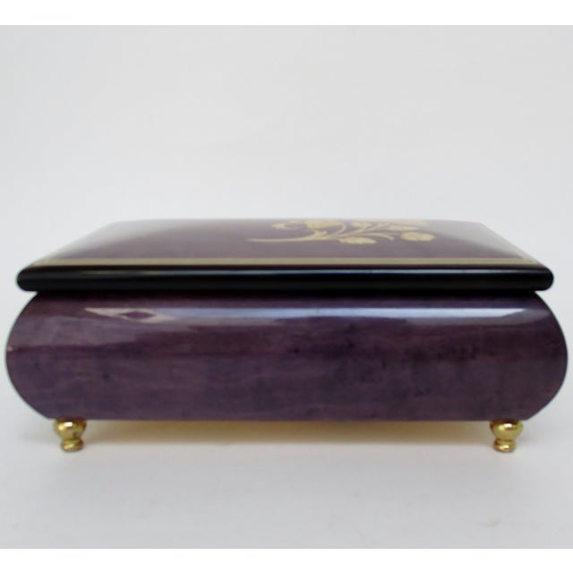 Contemporary Italian Music Box For Sale - Image 3 of 7