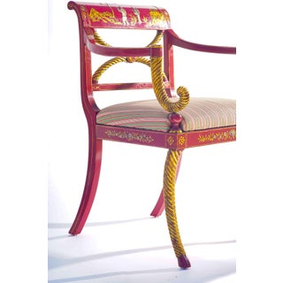 Designer Chinoiserie Armchair Preview