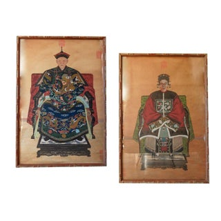 Emperor and Empress Portraits