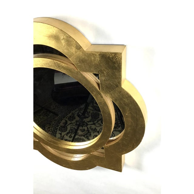 Showroom sample never used so perfect for the small space you have which needs a bit of glamour. The gold is bright and...