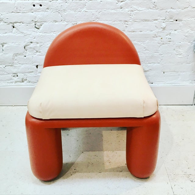 Chubby Lounge Chair For Sale - Image 4 of 5