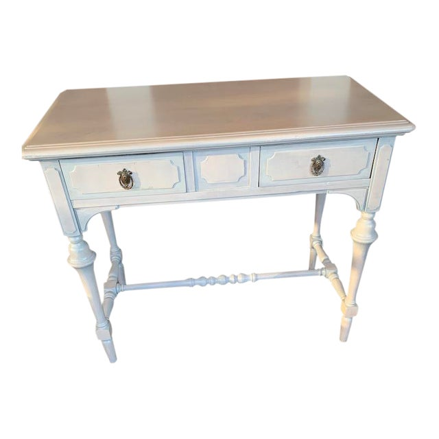 1920s Victorian Petite Desk or Vanity For Sale