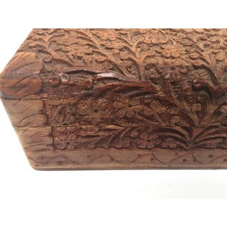 Anglo Raj Hand-Carved Decorative Box Preview