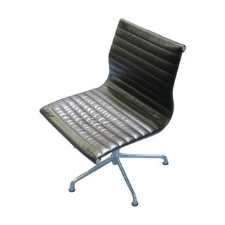 Herman Miller Eames Aluminum Group Chair - Black
