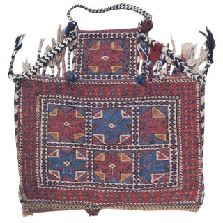 Afshar Soumac Saltbag For Sale