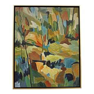 Forest Bathing Painting by Laurie MacMillan For Sale