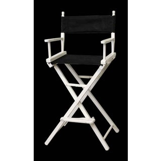 Black & White Gold Medal Director's Chair Preview