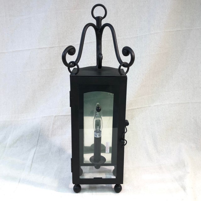 Troy Lighting Mill Valley 1-Light Outdoor Wall Lantern in Natural Bronze For Sale - Image 9 of 9